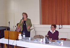 November-Versammlung Wittinger Landfrauen 2017
