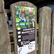 Landfrauen-Sommerabend mit Kino