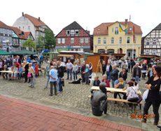 Bauernmarkt, Klönnachmittag und Weserbergland