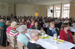 Landfrauen Wittingen - Jahreshauptversammlung 2016