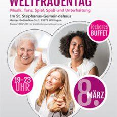 Frauen in Wittingen feiern WeltFrauenTag