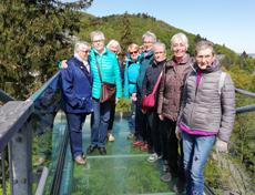 Landfrauen Wittingen - Fahrt in den Harz 2019