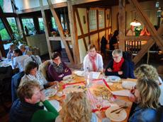 Landfrauen Wittingen - Maibowle-Abend 2019