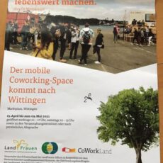 Mobiler Coworking -Space