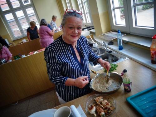 Landfrauen Wittingen Fingerfood 2019