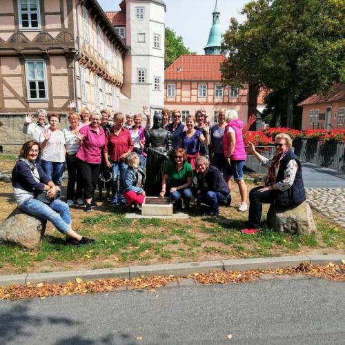 Landfrauen-Wittingen-Fahrradtour 2019