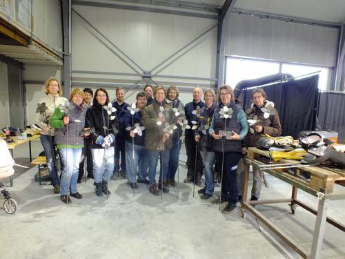 Landfrauen Wittingen - Kleiner Schweißer-Lehrgang